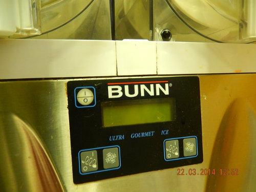 bunn ultra gourmet machine